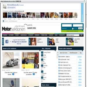 Online bilmagasin - biltests, tuner og biltræf