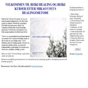 Center for Reiki Healing