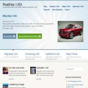 Din personlige guide til Roadtrips i USA