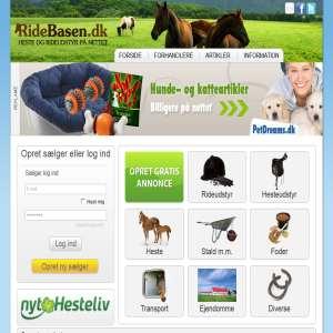 RideBasen.dk