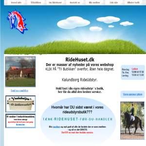 RideHuset.dk