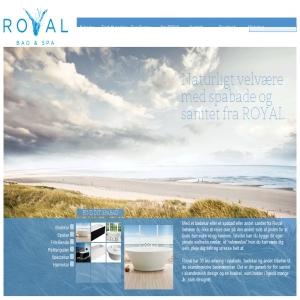 Badekar og spabade | Royal Bathroom A/S