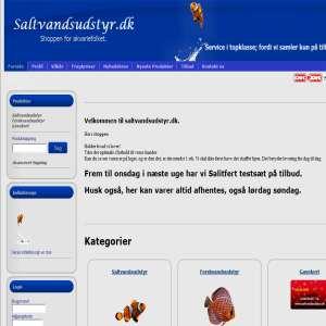 Saltvandsudstyr.dk