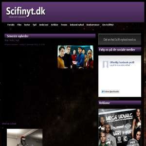 Scifinyt.dk