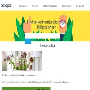 Shoplr.dk