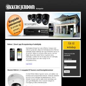 Blog med gode råd til sikring af din ejendom
