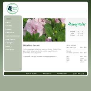 Planteskolen kvalitetsblomster Bjerringbro