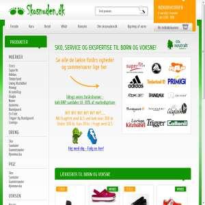 danske sko hjemmesider