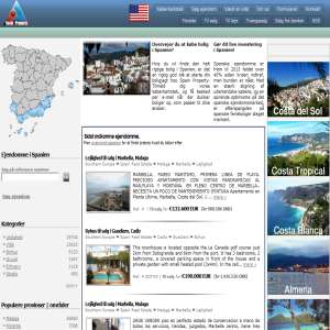 Ejendomme i Spanien - Spain Property