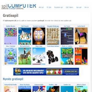 Spilcomputer.dk - Gratis Spil
