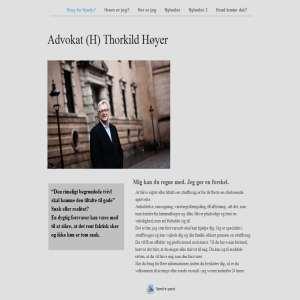 Advokat (H) Thorkild Høyer