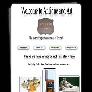 Antique and Art