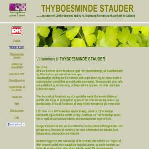 Thyboesminde Stauder