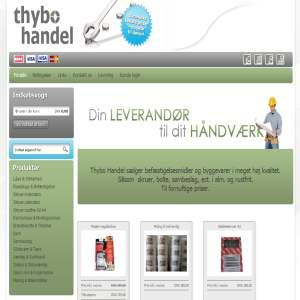 Byggematerialer online