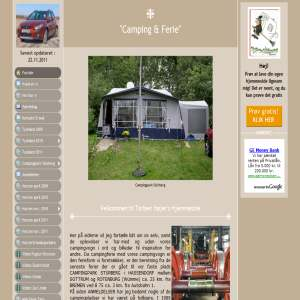 Camping & Ferie