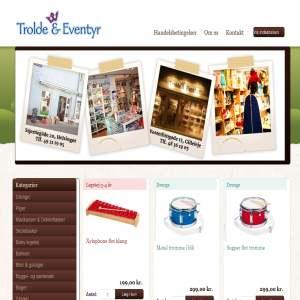 Online legetøjsbutik med fysisk adresse i gilleleje
