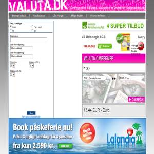 Valuta.dk