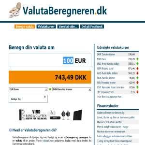 Valutaberegning og omregner | Valuta | Økonomi | Information og statistikker om hver enkelt ...