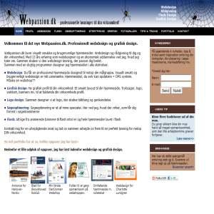 Charlottenlund Webdesign & Grafik