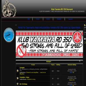 Dansk Yamaha rd 350 forum
