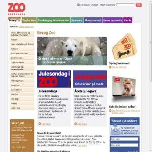 København Zoo - Zoologisk have
