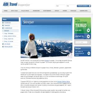 AlfA Travel - Skirejser