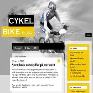 Cykler - typer og mærker