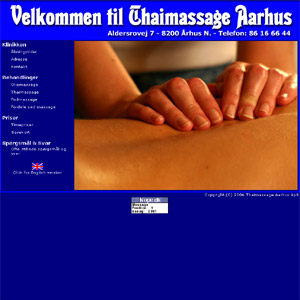 thai massage skanderborgvej buddinge thai