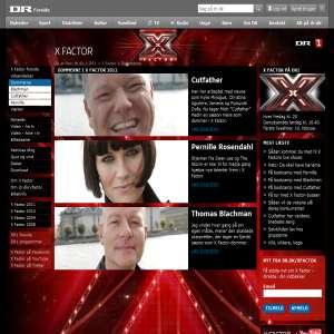 X Factor Danmark 2012