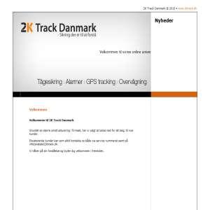 2K Track Danmark