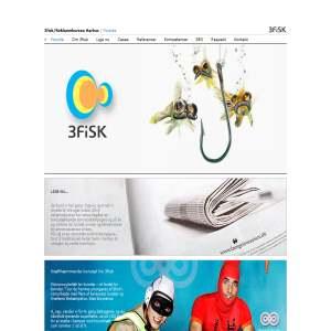3fisk reklamebureau - Århus