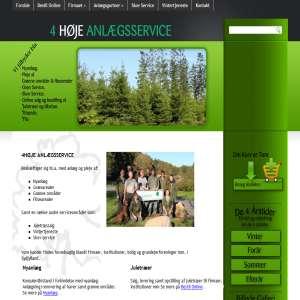 4Høje Anlægsservice