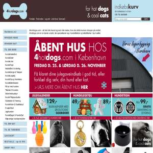 4hotdogs.com