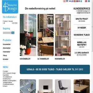 Havemøbler fra 4 Seasons Design