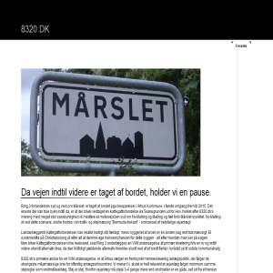 8320.dk - Mårslet
