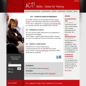 ACT! - lederudvikling & personaleudvikling