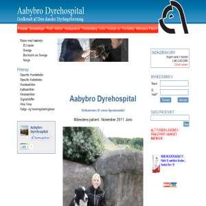 Aabybro Dyrehospital - Online salg af kvalitets hundefoder