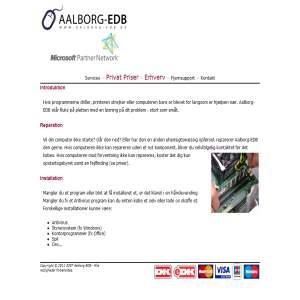 Aalborg-EDB