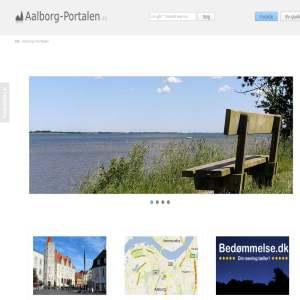 Aalborg-Portalen   Pixel reklame