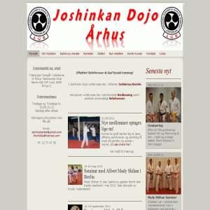 Joshinkan Dojo - Karate Århus