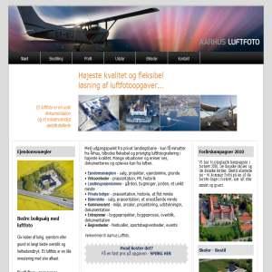 Århus luftfoto - luftfotografering i hele Danmark