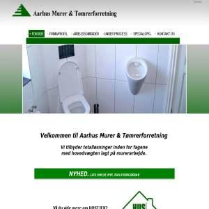 Aarhus Murer & Tømrer Forretning