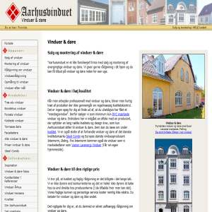 Aarhusvinduet vinduer & døre