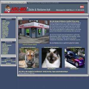 Reklame-tryk - Abc-mix.dk