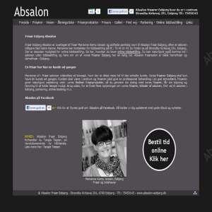 Absalon - Frisør i Esbjerg
