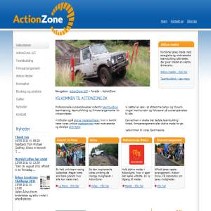 ActionZone - Teambuilding aktiviteter