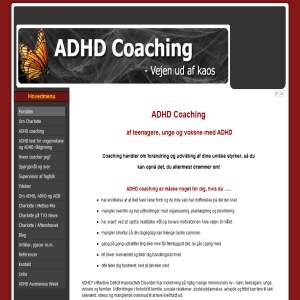 ADHD Coaching - Vejen ud af kaos