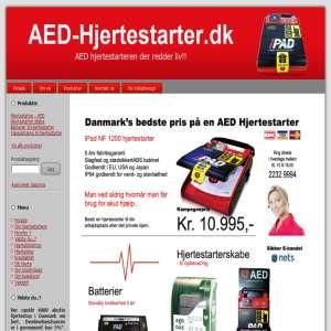 aed-hjertestarter.dk