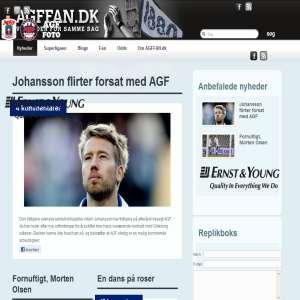 AGF Fan - Fodbold nyheder