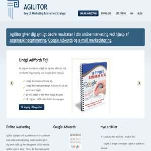 Søgemaskineoptimering - Agilitor